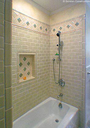 Hall Bath Shower